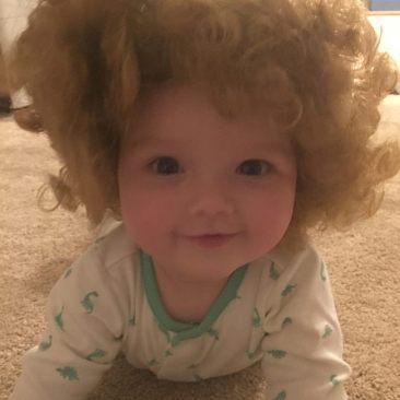 Wig 1 - Eleanor